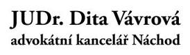 JUDr. Dita Vávrová - advokátní kancelář Náchod